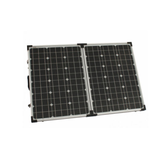 120w Folding Solar Panels High Transmittance With 7 64a Open Circuit Current